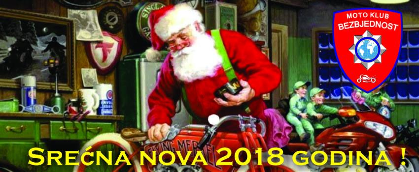 SREĆNA NOVA 2018 GODINA!!!
