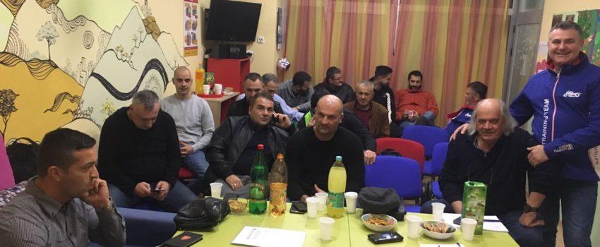 (16.12.2019.) SASTANAK ČLANOVA MOTO KLUBA BEZBJEDNOST U PODGORICI