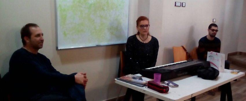 (11.03.2018.) STUDIJSKO SNIMANJE PJESME